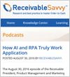 How AI and RPA Truly Work To Streamline Cash Application